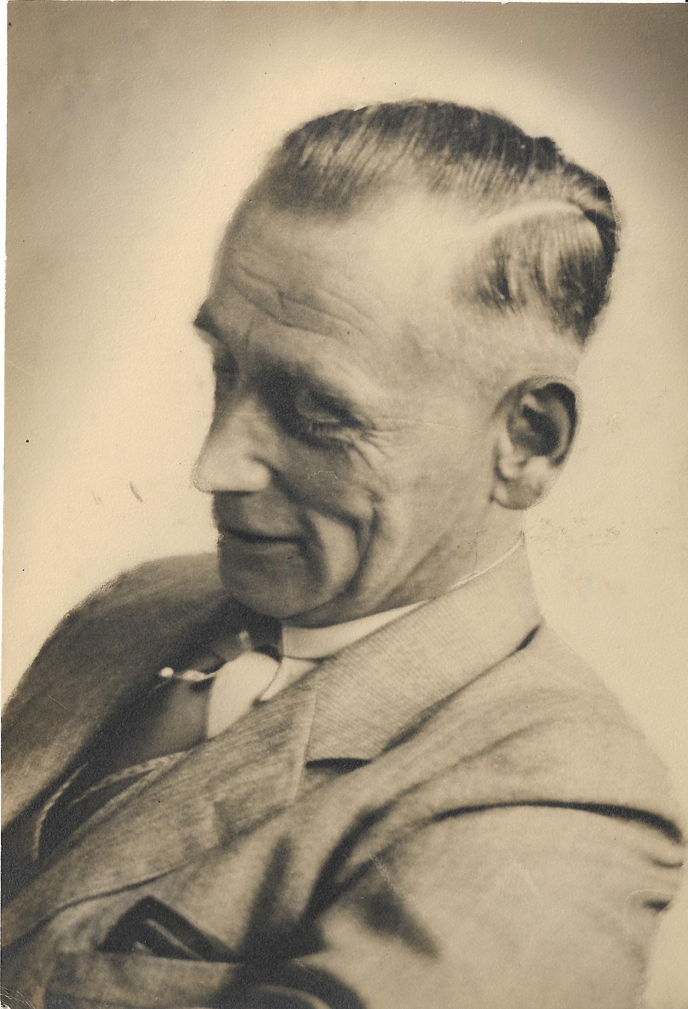 Teunis Vergeer, juli 1943